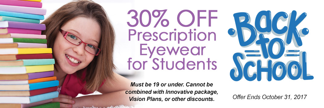 Visit Our Optical Shop Today